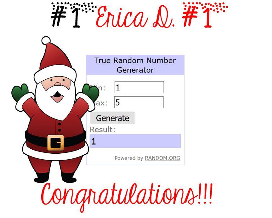 Winner, Winner! $100 Gift Card Winner Announced…