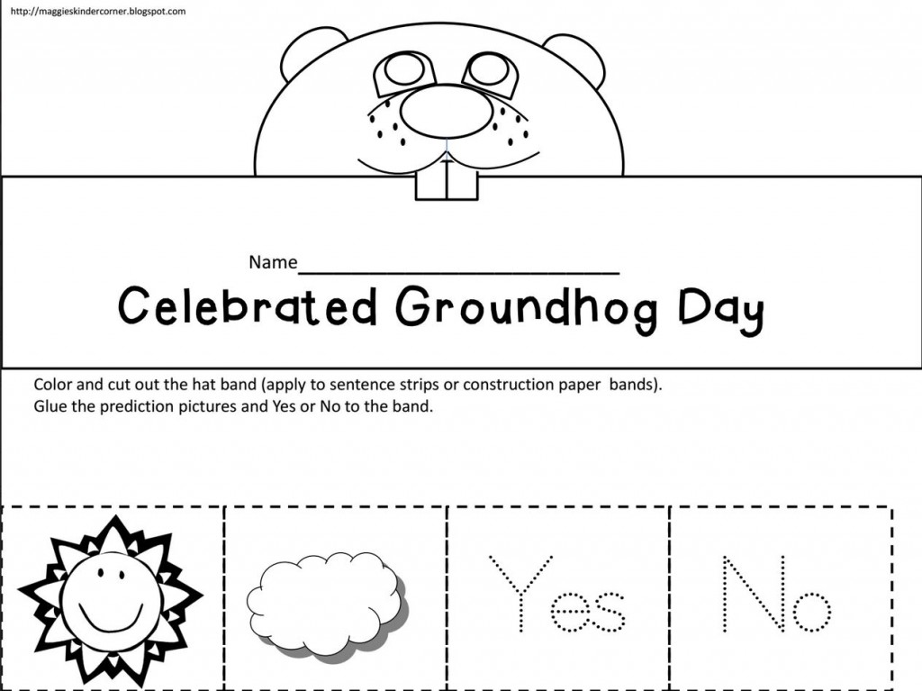 Groundhog Day, Day 100 and Valentines!