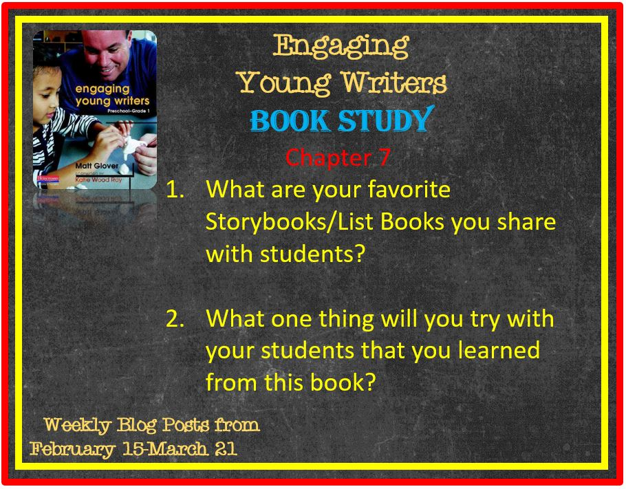 Engaging Young Writers Ch 7 and a Giveaway!