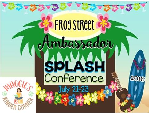 Book Study Winners! And EXCITING News from #frogstreetsplash!