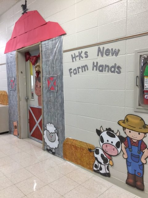 Welcome to the Farm! Classroom Reveal with O.T.