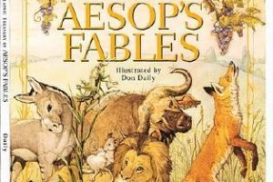A Favorite Fable and a Giveaway!!!