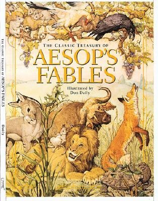 the-classic-treasury-of-aesop-s-fables