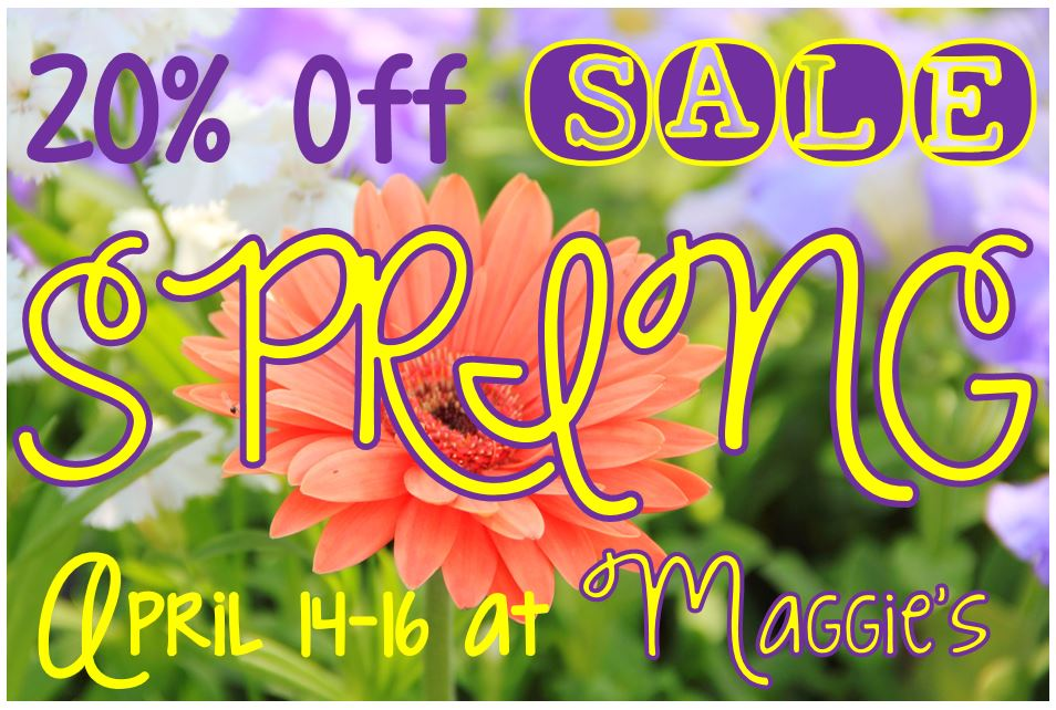 Happy Spring/SALE on Standardized Assessment Practice