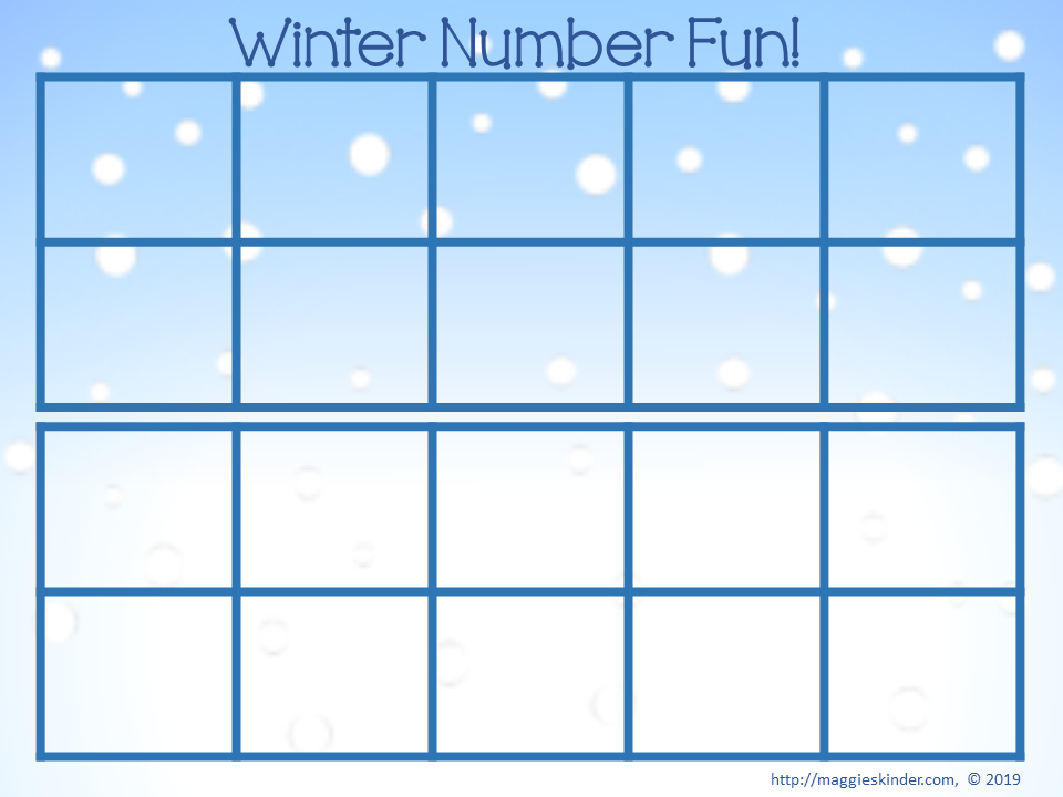 New Year, New Plans, and Winter Freebies!
