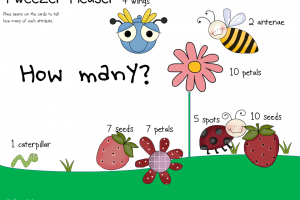 Spring Math Fun! Free Activity and a SALE